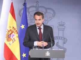 Zapatero: el acercamiento de presos busca acabar con ETA