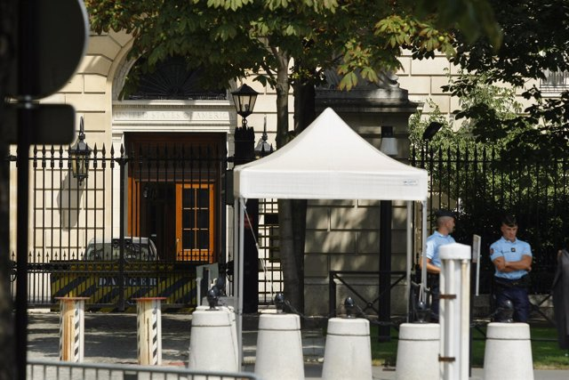 Embajada de EEUU en París