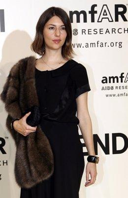 Sofia Coppola, directora de cine e hija del también director Francis Ford Coppol