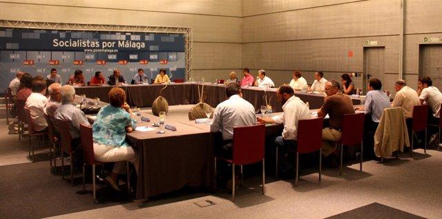 Agrupación Municipal del PSOE de Málaga capital
