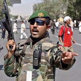 Soldado de Afganistán