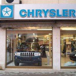 chrysler concesionario
