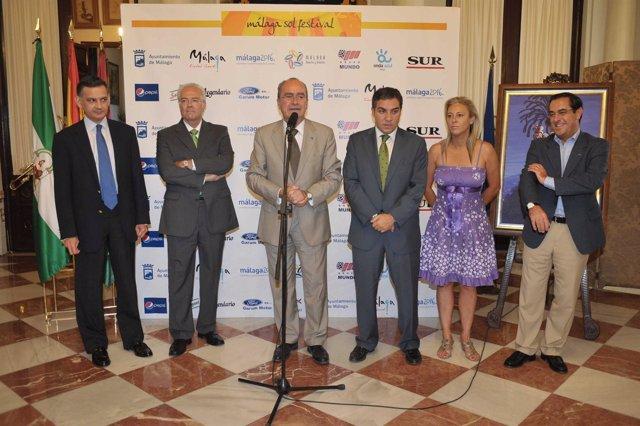 Presentación del Málaga Sol Festival