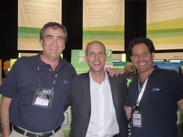 CIC en la Cumbre Mundial de Microsoft