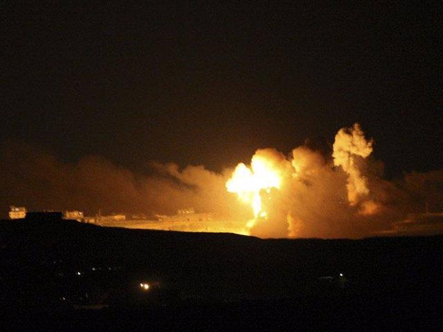 Israel inicia la ofensiva terrestre contra la Franja de Gaza tras ocho días de i