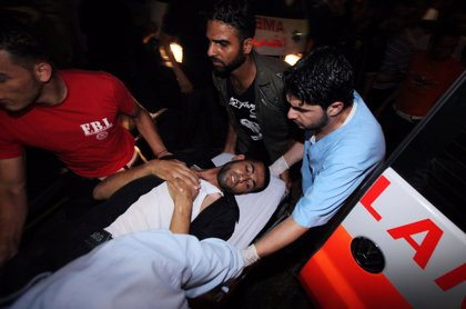 Un muerto y ocho heridos en varios ataques de la aviación israelí sobre Gaza