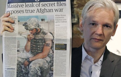 EEUU teme la publicación de más documentos secretos en la web WikiLeaks