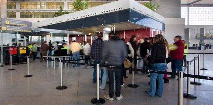 El aeropuerto de Málaga opera este fin de semana 781 vuelos y casi 130.000 pasajeros