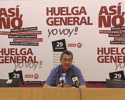 """UGT cree que la reforma laboral """"recorta los derechos de los trabajadores"""""""
