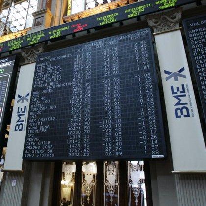 El Ibex 35 abre la sesión con una subida del 0,45% y recupera los 10.500 puntos