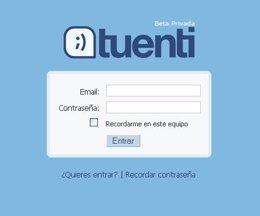Tuenti es la red social más importante de España