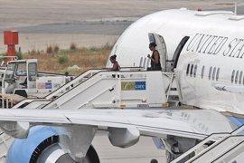 Michelle, de visita en España mientras Obama cumple años