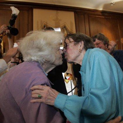 EEUU, satisfecho por anular el veto al matrimonio homosexual en California