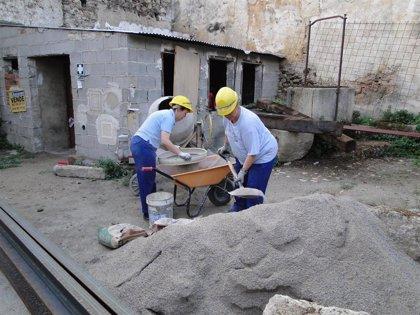 La comarca de San Pedro desarrolla dos proyectos de formación y empleo dirigidos a 42 vecinos de la zona