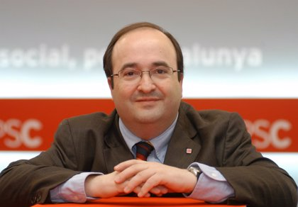 Iceta (PSC) cree que no es comparable la situación de Bragado con los imputados del caso Gürtel