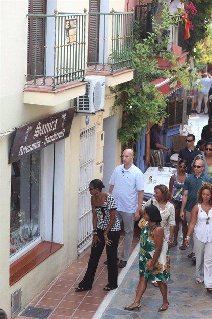 """Diputación: """"La visita de Michelle Obama va a descubrir a muchos americanos que existe Granada"""""""