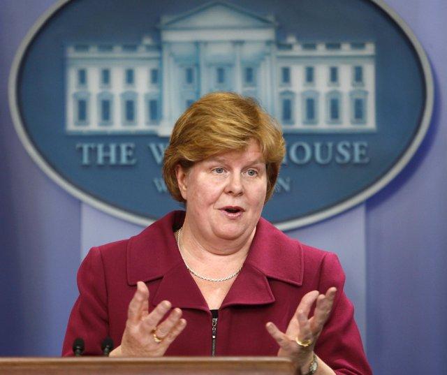 Christina Romer, asesora económica de Obama