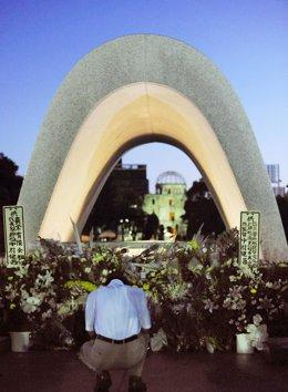 Conmemoración del bombardeo de Hiroshima