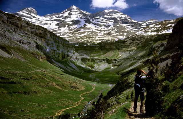 Paruqe Nacional de Ordesa y Monte Perdido
