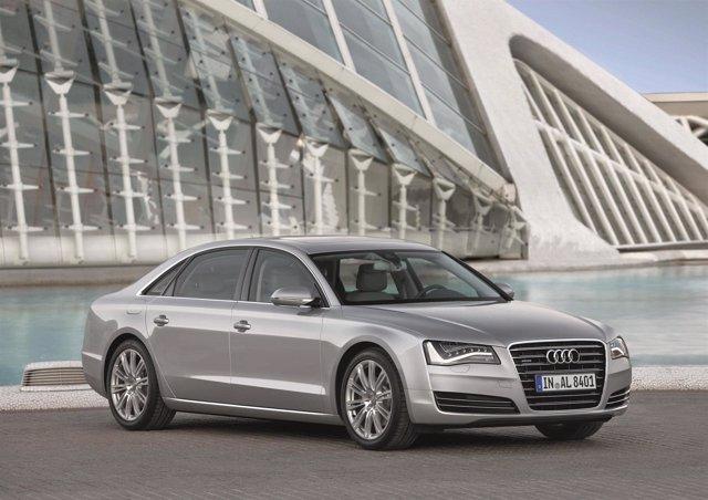 Ventas de Audi en julio