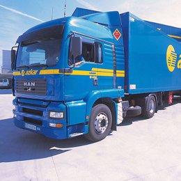 transportes azkar camion