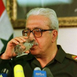 ex viceprimer ministro iraquí Tariq Aziz