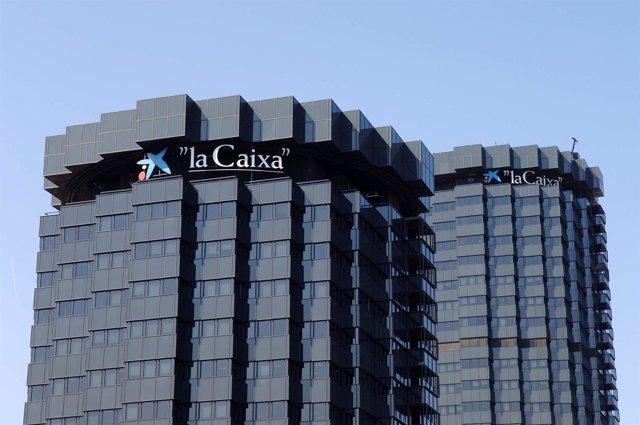 Edificio de La Caixa