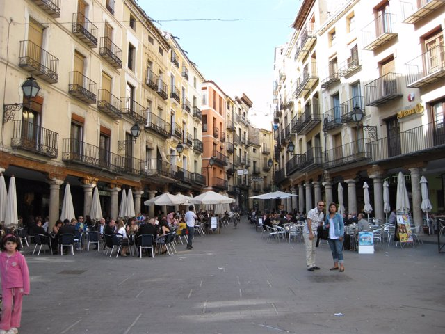 veladores en Teruel