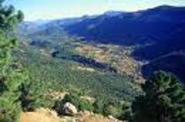 Imagen de la Sierra de Cazorla