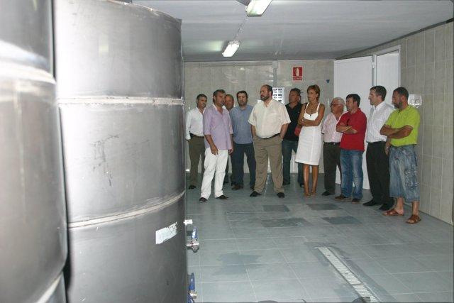 Martínez Guijarro en Las Mesas (Cuenca)