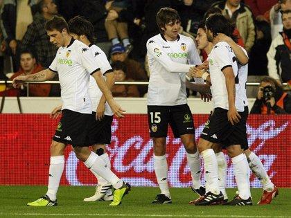 Fútbol: partido de pretemporada, Valencia vs Machester City
