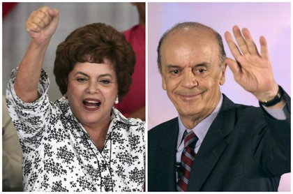 Rousseff mantiene su ventaja de cara a las elecciones presidenciales