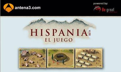 Antena3.com lanza el videojuego de su futura serie 'Hispania'