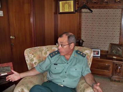 """La Guardia Civil aboga por """"restituir"""" lo que """"un día se quitó al medio ambiente"""" en 'Las Minas' de Castiblanco"""