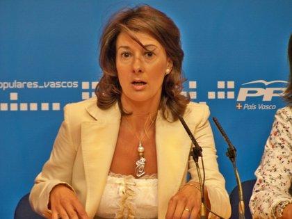 """PP dice que el Ejecutivo vasco tiene """"un liderazgo más claro"""" contra ETA que evidencia que """"el cambio era necesario"""""""