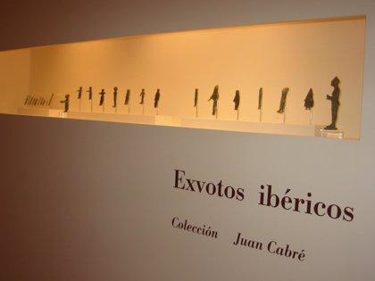 El Museo Juan Cabré de la localidad de Calaceite acoge la presentación del libro 'Los exvotos ibéricos'