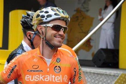 Samuel Sánchez seguirá en el Euskaltel Euskadi hasta 2012