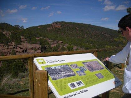 El Departamento de Medio Ambiente organiza visitas guiadas para conocer la flora y la fauna de la Red Natural de Aragón