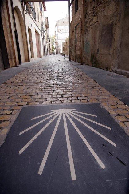 Cinco discapacitados visuales recorrerán diez etapas del Camino de Santiago
