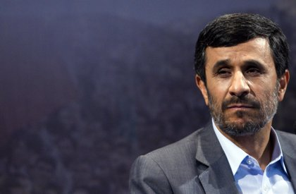 Ahmadineyad niega de nuevo el Holocausto judío durante la Segunda Guerra Mundial