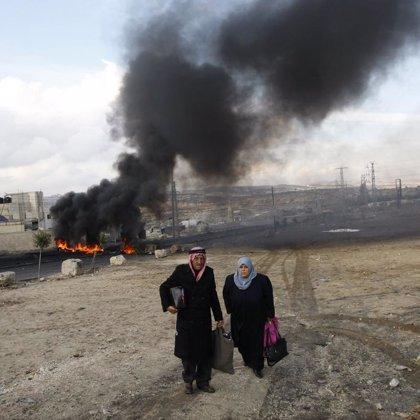 La relajación del bloqueo israelí sobre la Franja es insuficiente