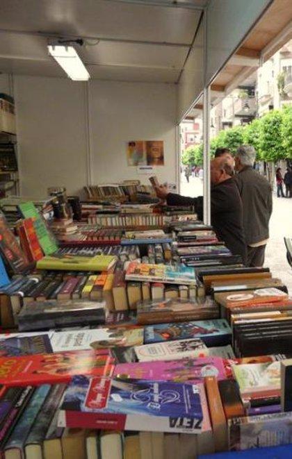 Quince librerías de siete provincias se darán cita en la Feria del Libro Viejo de Santander