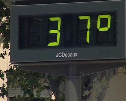 Una veintena de provincias en alerta por altas temperaturas
