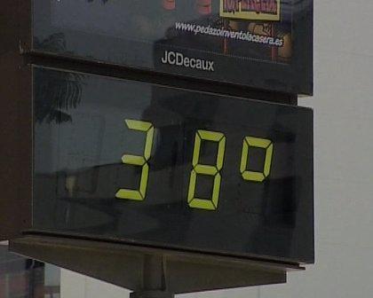 Extremadura estará mañana en alerta amarilla por altas temperaturas
