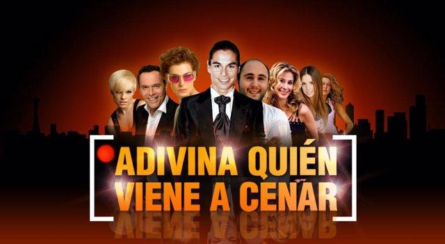El nuevo programa de Antena3 'Adivina quién viene a cenar'