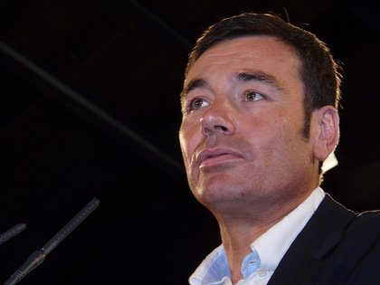 AV.- Tomás Gómez informa a Zapatero de que presentará su candidatura a la Presidencia de la Comunidad de Madrid