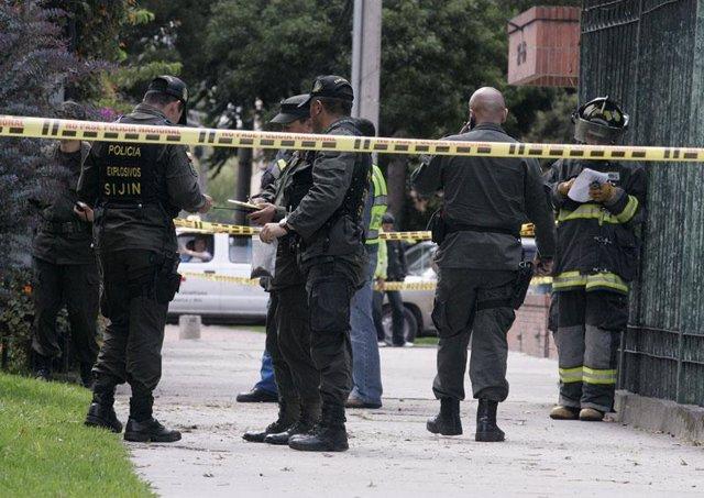 Recursos de polica Colombia