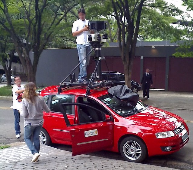 Google Street View en Brasil