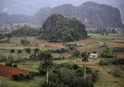 El Gobierno cubano entrega en usufructo más de un millón de hectáreas de a pequeños agricultores