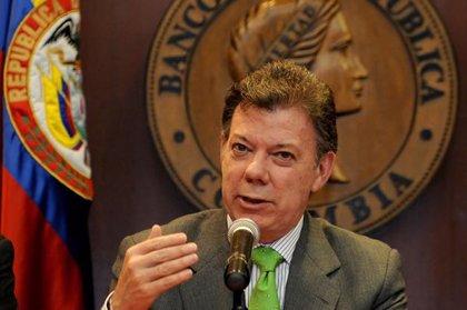 El ELN critica la política de paz del presidente Santos